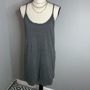 Gray Gap Body medium casual comfy dress GUC